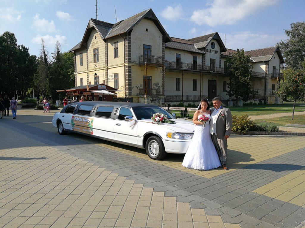 Luxuslimuzin esküvőre, bulikra - kép04